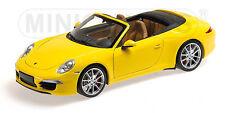 Minichamps 100061031 PORSCHE 911 CARRERA S CABRIO 1:18  #NEU in OVP#