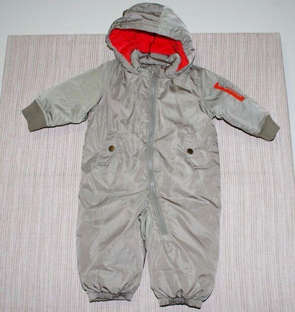 c7745d7e0 Baby GAP Green Warmest down snowsuit One-Piece Romper