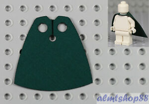 Cloth Cape x 10 Dark Grey High Quality Custom Cape for Lego Minifigure