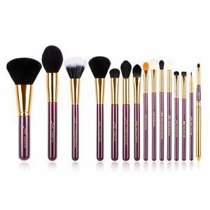 Makeup-8-15pcs-Brushes-Set-Powder-Foundation-Eyeshadow-Eyeliner-Lip-Brush-Tool
