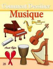 Comment Dessiner des Comics: Musique by Amit Offir (2013, Paperback)