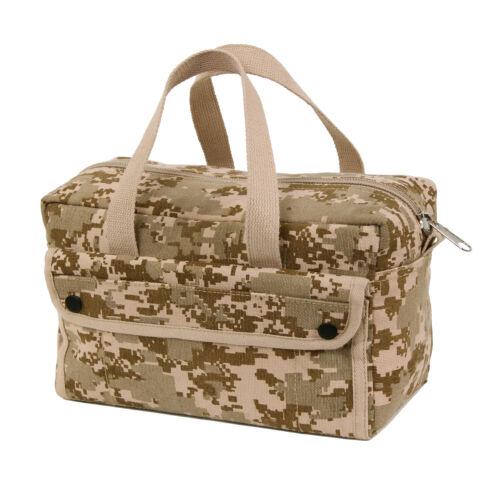 Desert Digital Camo Heavyweight Military Mechanics Standard Tool Bag Free Ship