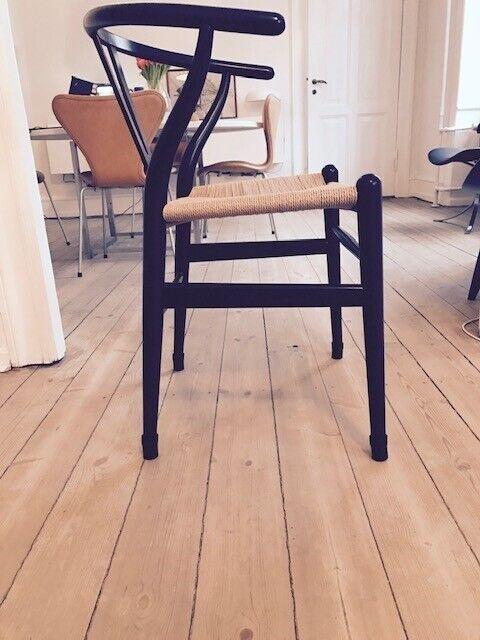 Forhøj Wegners Y stol CH24 – dba.dk – Køb og Salg af Nyt