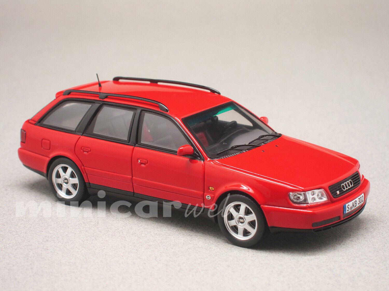 AUDI S6 AVANT 1994, voiture miniature 1 43e SPARK S4883