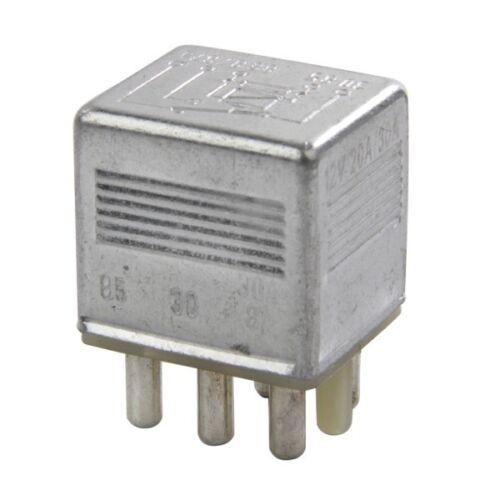 Trucktec 001 542 02 19 Electrical Fuel Pump ECU Relay 12V Replacement Part