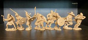Vikings de Publius. Toy Soldiers Publius et Runecraft. nouvelle version. Exclusive.