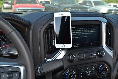 Magnetic Cell Phone Mount >> A-Tach Phone Mount fits Chevrolet Silverado / GMC Sierra (2019 - ) # 50097 | eBay