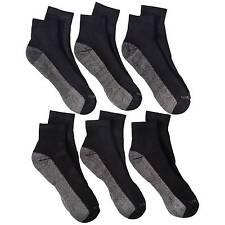 Dickies® - Men's 6pk Dri-Tech Ankle Socks - Black