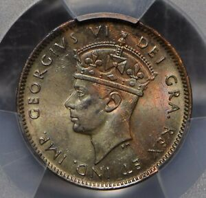 Canada-1941-New-Foundland-Cent-PCGS-MS63BN-stunning-golden-toning-PC0627-combine
