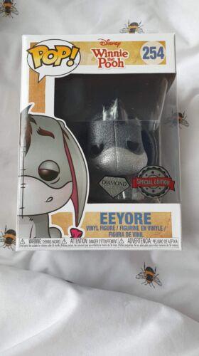 Eeyore Diamond edition funko pop