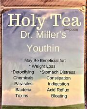 Dr Millers Holy Tea -  HUGE SALE EXTENDED! 3 Month Supply = 24 Bags + FREE S/H