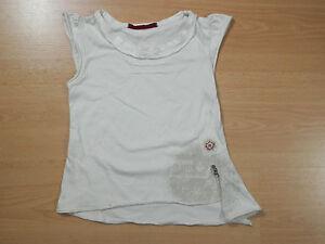 LE-JEAN-DE-MARITHE-FRANcOIS-GIRBAUD-fille-6-ans-haut-top-T-shirt-manches-courtes