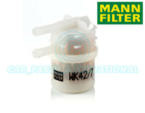 Mann Hummel OE Quality Replacement Fuel Filter WK 42//7