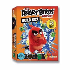 ANGRY BIRDS THE MOVIE 25 MODEL POP AND FOLD KIT BRAND NEW! FREE UK POSTAGE! 3+
