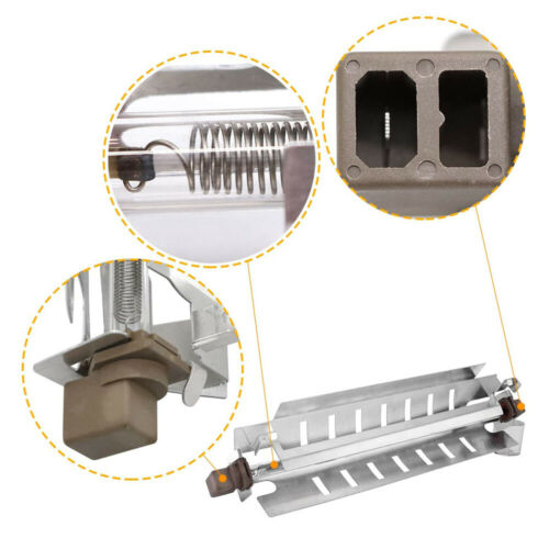 WR51X10055 Refrigerator Defrost Heater Heating Element Kit For GE Hotpoint