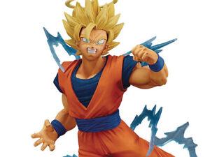 BANPRESTO Dragon Ball Super Saiyan 2 Son Goku Figure DOKKAN BATTLE COLLAB Anime