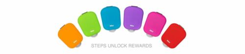 IBITZ par geopalz Wireless Activity Tracker for Kids vert NEUF!