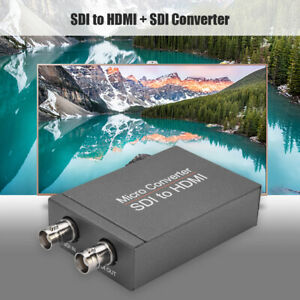HD-3G-Sdi-a-HDMI-Video-Convertitore-BNC-per-Adattatore-Audio-Monitor-HDTV