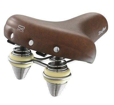 Selle Royal Drifter Strengtex relaxed Fahrrad-Sattel //// Unisex //// 270x245 mm