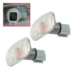 Front,Left and Right Pair FOG LAMP COVER Fit For Chrysler Town /& Country New