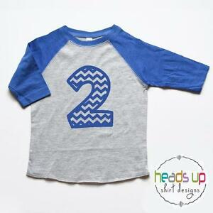 Image Is Loading 2 Birthday Shirt Twins Triplets Two