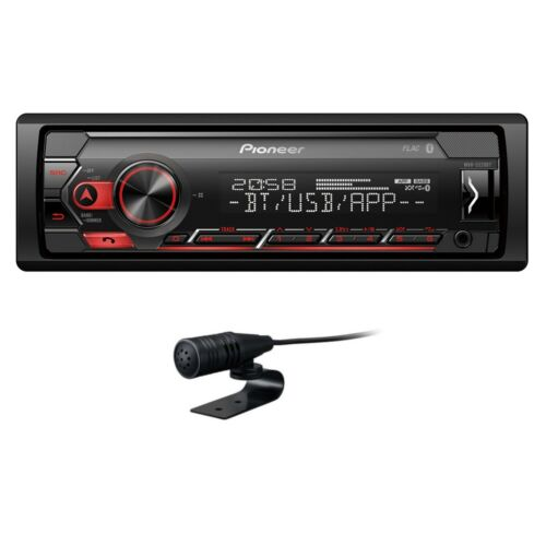 PIONEER MVH-S320BT USB MP3 Autoradio mit Bluetooth ...