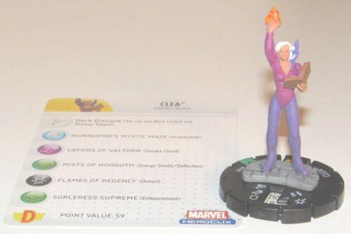 CLEA 018 Secret Invasion Marvel HeroClix
