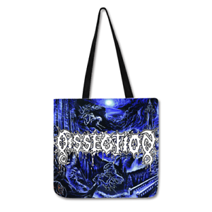 65481bed521c New Cool Dissection Metal Band Tote Bag Women Handbag Shopping
