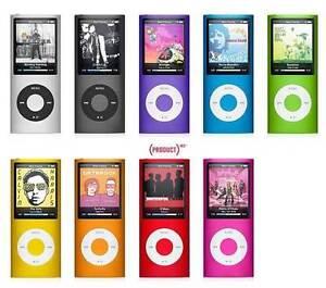 iPod-Nano-4th-Gen-8GB-VGC-12-Month-Warranty