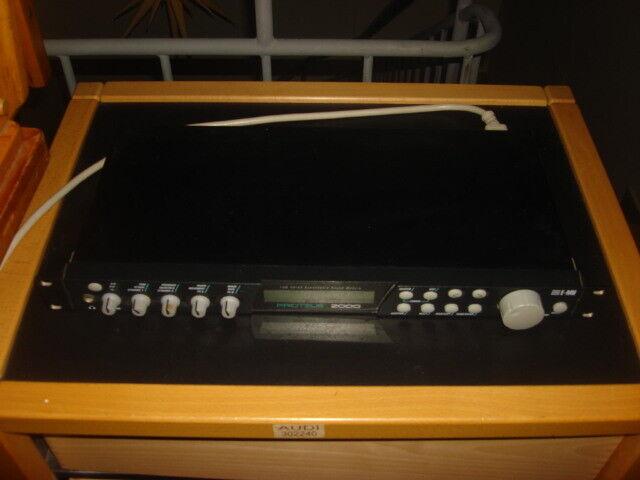 E-MU Proteus 2000 Synth Modul  1536 Presets