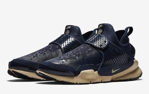 Nike NikeLab Sock Dart Mid SI Stone Island (910090-400) Men's Size 7
