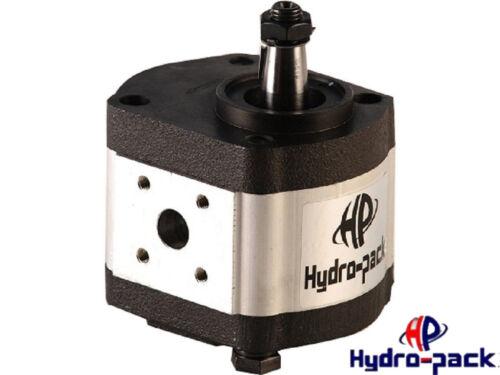 Hydraulikpumpe Zahnradpumpe 20C22X007 rechtsdrehend 22 ccm