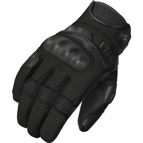 Scorpion EXO Klaw II Women/'s Leather Motorcycle Glove All Sizes Black
