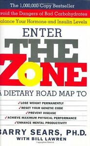 Enter-The-Zone-A-Dietary-Road-map-by-Barry-Sears