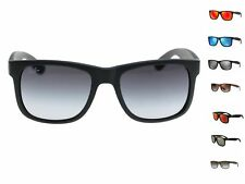 Ray-Ban Justin Classic Nylon Frame Sunglasses RB4165 - Many Colors