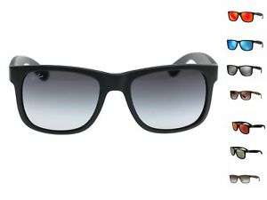 a672b6b96bd Ray-Ban Justin Classic Nylon Frame Sunglasses RB4165 - Many Colors ...