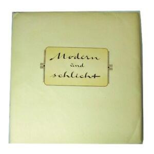 Briefpapier Original um 1950  Elepa - Papiere Modern und Schlicht -Größe:17,5cm
