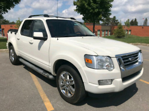 2010 Ford Explorer Sport Trac.Leather seat.Sunroof.Alloy rim.