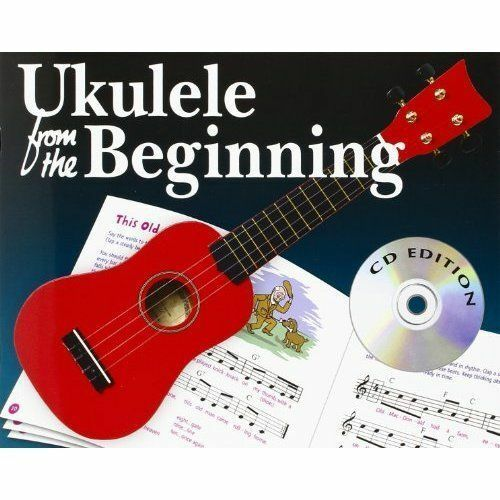 1 of 1 - Ukulele From The Beginning Uke Book/Cd, Good Condition Book, Various, ISBN 97818