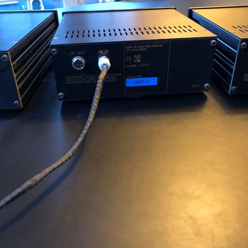 Andet , Andet mærke, Danish audio design dac 11
