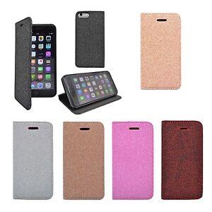 custodia iphone 6 portafoglio glitter