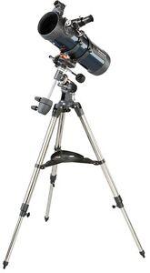 Celestron Astromaster 114EQ Reflector Telescope 31042 London - LONDON, London, United Kingdom - Celestron Astromaster 114EQ Reflector Telescope 31042 London - LONDON, London, United Kingdom