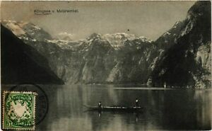 CPA-AK-Konigssee-vom-Malerwinkel-GERMANY-878840
