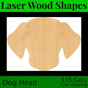 Woodcraft Cutout Australian Shepherd Laser Cut Out Wood Shape Craft Supply