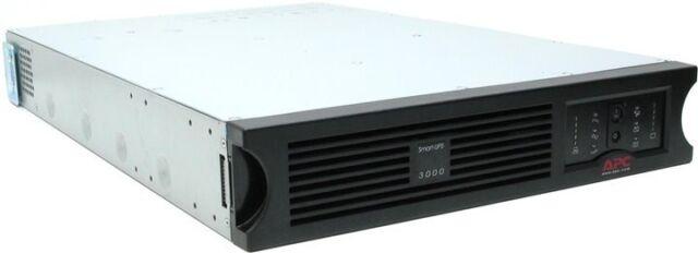 APC Smart UPS 3000 2U Rack Mount 2700W 6-month Warranty SUA3000RMI2U No Battery