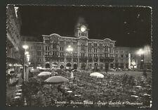 AD6231 Trieste - Città - Piazza Unità - Caffé Specchi e Municipio