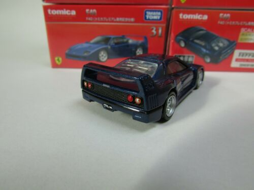 TAKARA TOMICA PREMIUM #31 FERRARI F40 FIRST SPECIAL EDITION Shipping by EMS