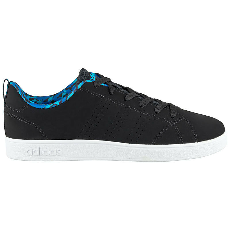 Adidas Ladies shoes Advantage Low vs Clean Sneaker Black Leisure New A4122