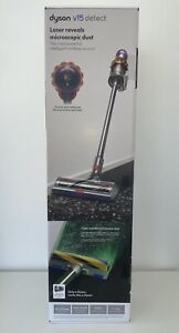 """Brand New""""Never Open""""SV22 Dyson V15 Detect Cordless Vacuum Cleaner Yellow/Nickel"""