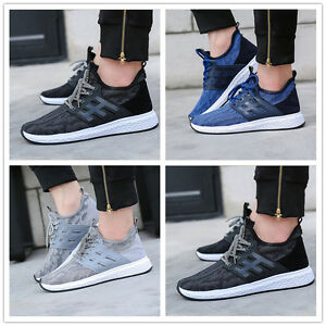 New Men's sports Shoes Fashion Breathable Casual Sneakers Athletic running Shoes
